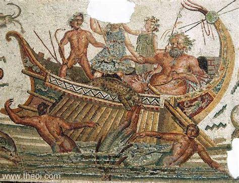 Boats For Sale Near Utica Ny by Dionysus Myths 6 Wrath Mythology