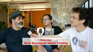 Double interview de luthiers : Mario Beauregard et Martin ...