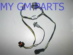 Chevrolet Malibu Head Light Wiring Harness 2008