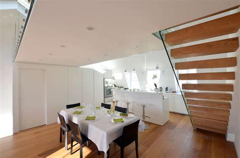 contemporary maisonette apartment   grade ii listed