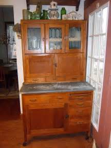a sentimental life my hoosier cabinet