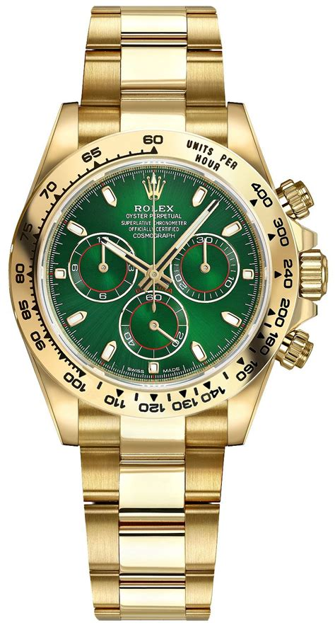 116508-GRNSO | Rolex Daytona | Men's Watch