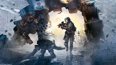E3 2016: Titanfall 2 Drops a Bot on PS4 from 28th October ...