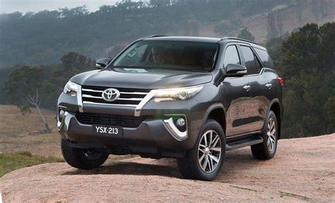 2016 Toyota Fortuner Global Suv Previews Us-market 2018