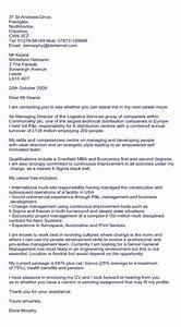 Letter For Recruitment Agency Cover Letter 201207
