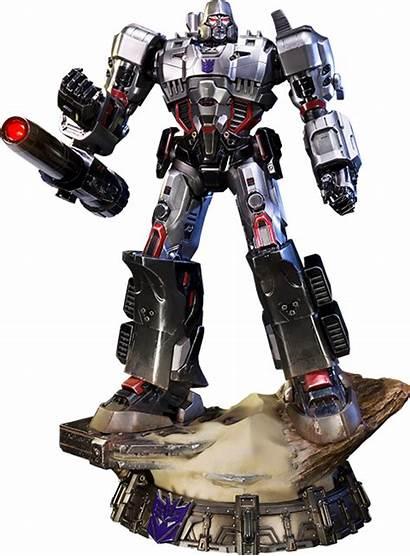 Transformers Megatron Generation Statue Sideshow Prime G1