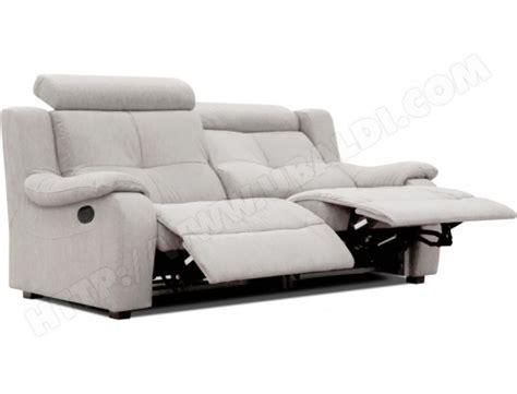 canapé 2 places relaxation électrique canapé relax electrique pas cher univers canapé
