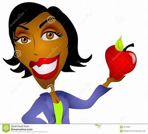 Black Woman Teacher Clipart - Clipart Suggest