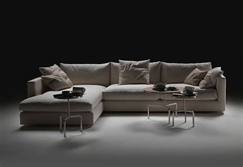 Flexform Sectional Sofa by Magnum Sofa By Flexform Stylepark