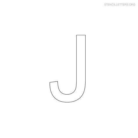 downloadable  printable letter stencils printable