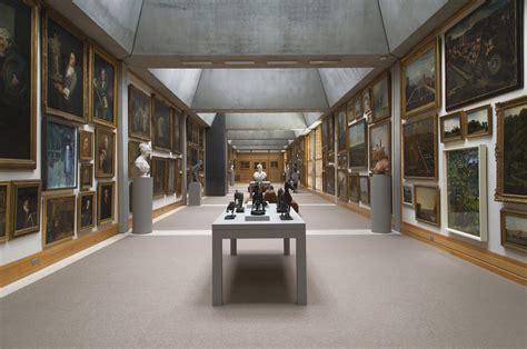 newly restored yale center  british art
