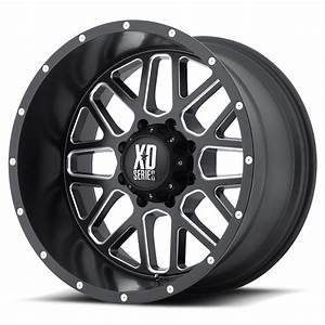 KMC XD-Series Wheels - Truck Off Road Rims | Free Shipping ...