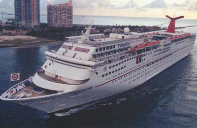 Carnival Paradise Cruise Ship Sinking 2011 by February 2011