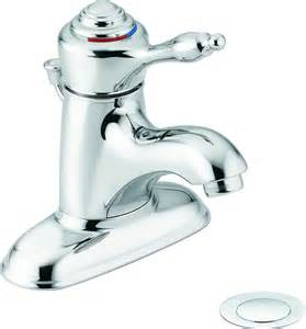 moen l4612 castleby chrome single handle lavatory faucet