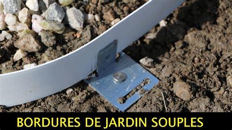 TUTO : COMMENT POSER BORDURES DE JARDIN SOUPLES PVC-GALVA ...