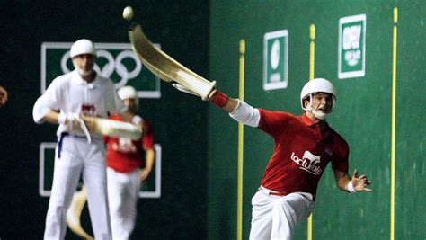 Jai alai: The sport that almost caught on in the U.S ...