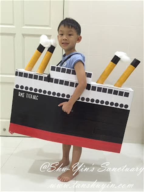 Titanic Boat Costume by Shu Yin S Sanctuary Costume The