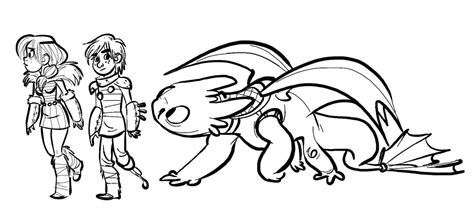 train  dragon  coloring pages cloudjumper