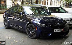 BMW M3 F80 Sedan 2017 - 27 August 2017 - Autogespot