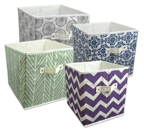 decorating fabric storage bins dii foldable fabric storage containers for