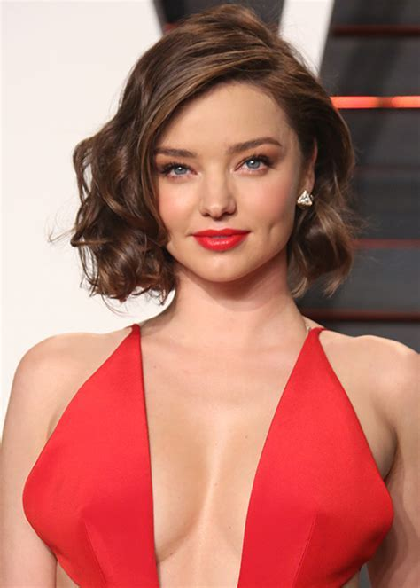 Miranda Kerr Proves Short Hair Doesn't Have To Be Boring