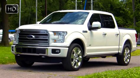 2016 Ford F-150 Limited Model Full Size Pickup Truck