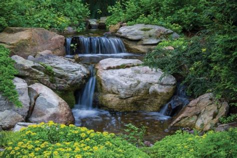 aquascape pond supplies medium pondless waterfall kit 16 aquascape inc