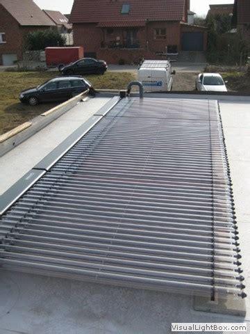 Solaranlage Roehren Oder Flachkollektor by Heizung Solar