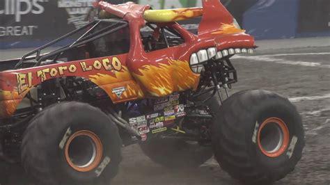 El Toro Loco Monster Jam Truck Driver Armando Castro