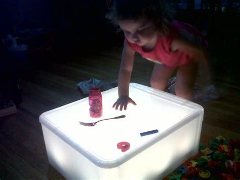 reggio emilia light table make your own light table and add some reggio emilia to