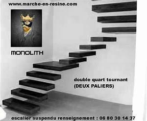 Escalier Metal Prix : escalier flottant prix escalier flottant escalier ~ Edinachiropracticcenter.com Idées de Décoration