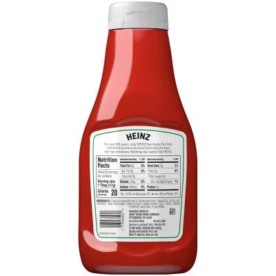 Heinz Tomato Ketchup, 38 oz Bottle - My Food and Family