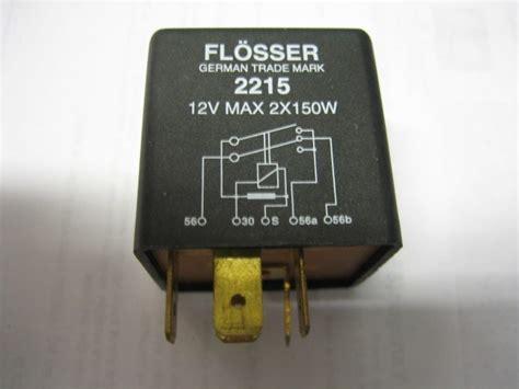 bugstuff headlight dimmer relay