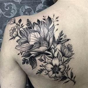Great shoulder blade pictures - Tattooimages.biz