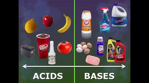 U11l1 Facts On Acids And Bases Youtube