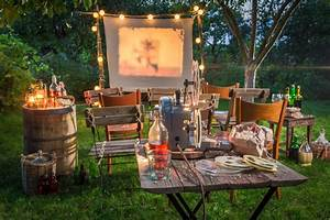 Best Outdoor Projector Screen 2020 For Movies