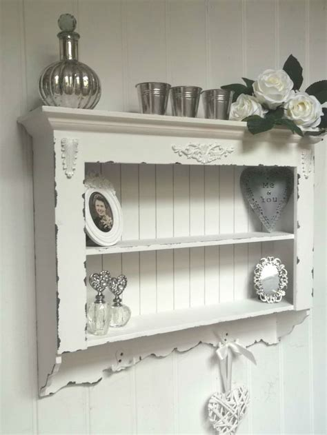 shabby chic wall shelves 25 best ideas about shabby chic shelves on pinterest