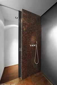 Revetement Mural Salle De Bain Adhesif : rev tement mural de salle de bain glastetik ~ Dailycaller-alerts.com Idées de Décoration