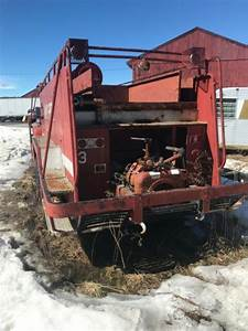 1967 International R-190 Fire Truck