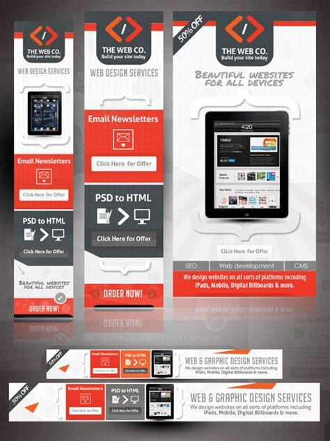 effective web banner design  shermanjackson  envato studio