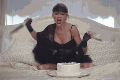 Hump Taylor Giphy Swift Reflecting Writers Cake