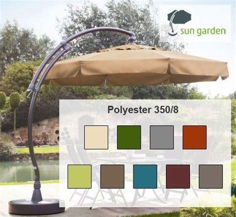 sun garden parasol ersatzbezug details about sun garden easy sun parasol ersatzbezug 350