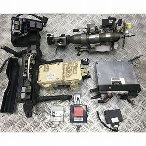 Ecu Engine Complete Start Kit Toyota Avensis T25 D4d 89661