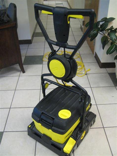 karcher   floor scrubber  parts caliber equipment