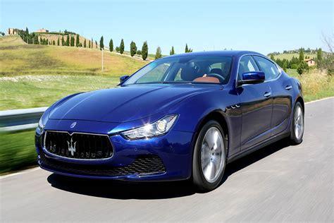 Review Maserati Ghibli by 2013 Maserati Ghibli Review Evo
