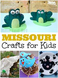 Missouri Crafts for Kids - 3 Boys and a Dog – 3 Boys and a Dog