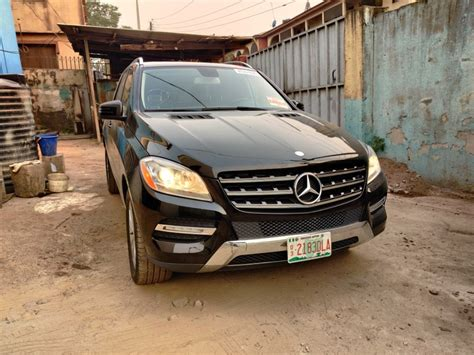 See pictures, prices, and more. Sale on hold Foreign Used 2012 Mercedes-benz Ml350 4ma 350 sale on hold - Autos - Nigeria
