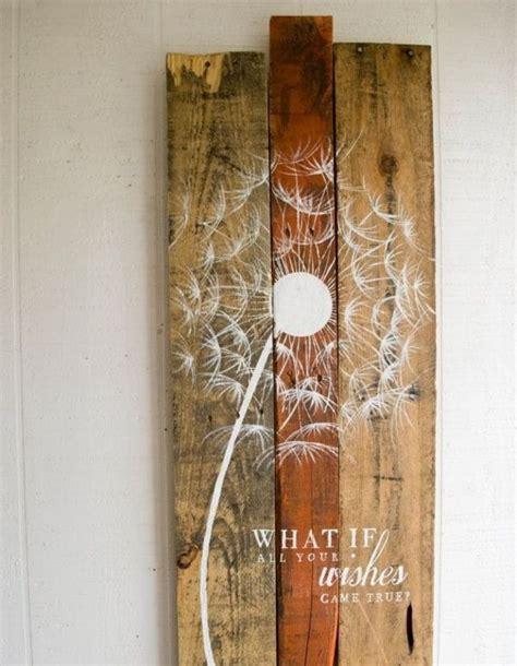 Die Besten 25+ Wanddeko Holz Ideen Auf Pinterest