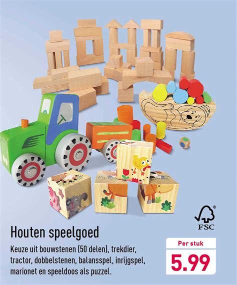Speelgoed Aanbiedingen by Aldi Speelgoed Folder Aanbiedingen