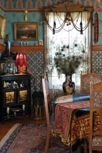 Victorian Bohemian Home Decor